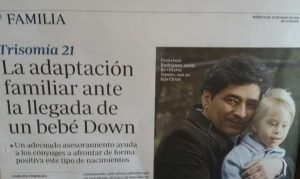 Francisco Rodríguez Criado, ABC, El Diario Down