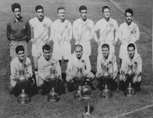 Real Madrid, Años 50
